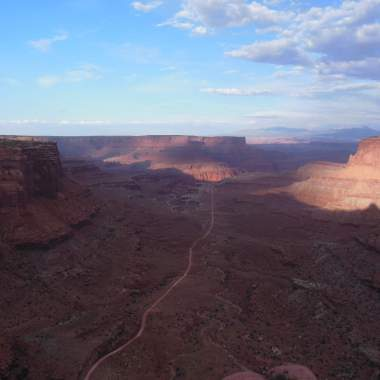 View of the Lower Rim