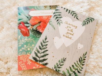 2 Sample cards